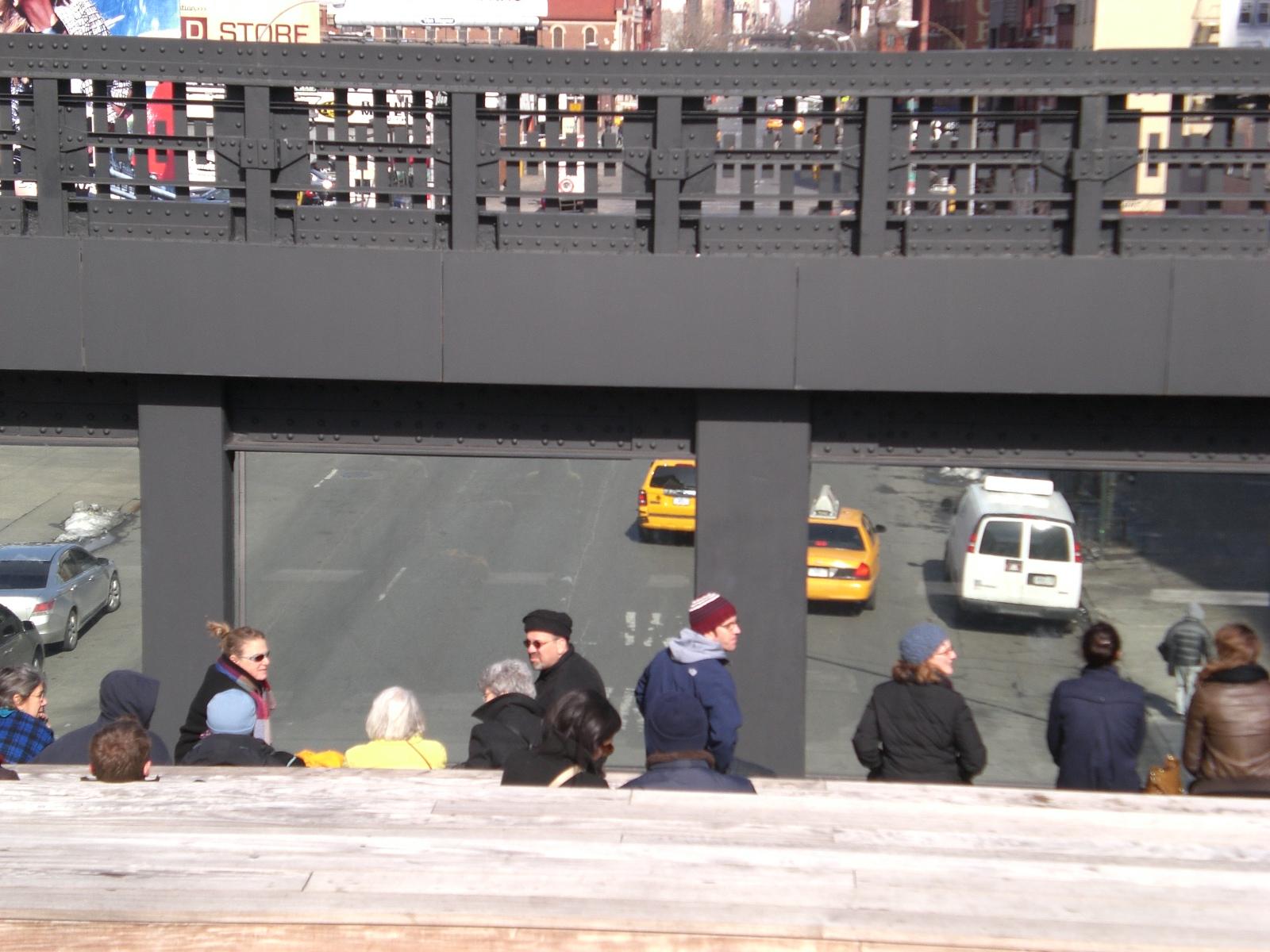 Watching New York Through New York