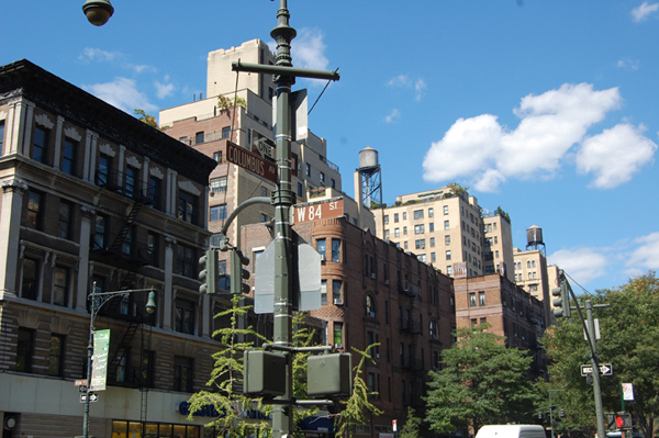 Upper West Side Labor Day 2010