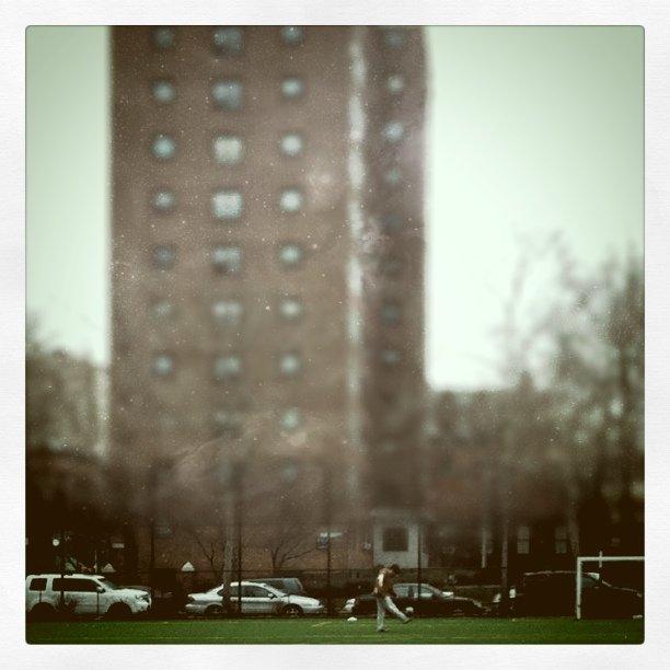 Soccer in New York