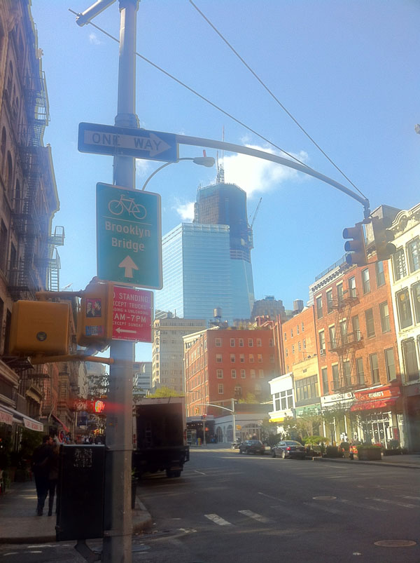 Occupy Wall Street - My Look