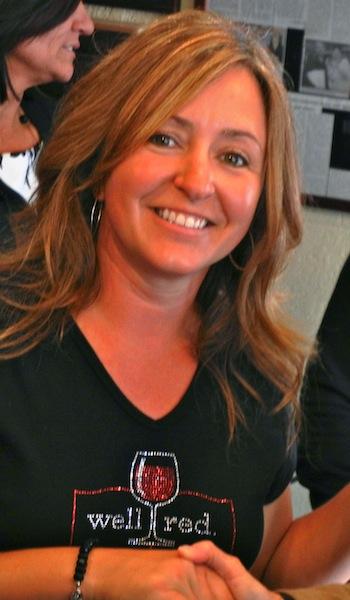 Jennifer Jenkin - Pamo Valley Winery