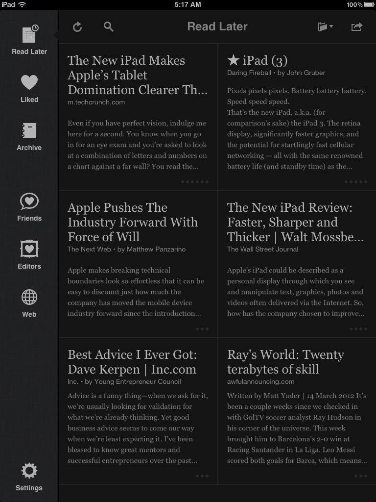 iPad Reviews