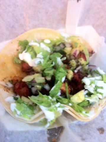 A Brooklyn Taco