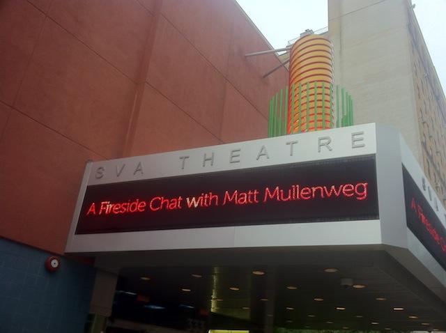 A Fireside Chat with Matt Mullenweg