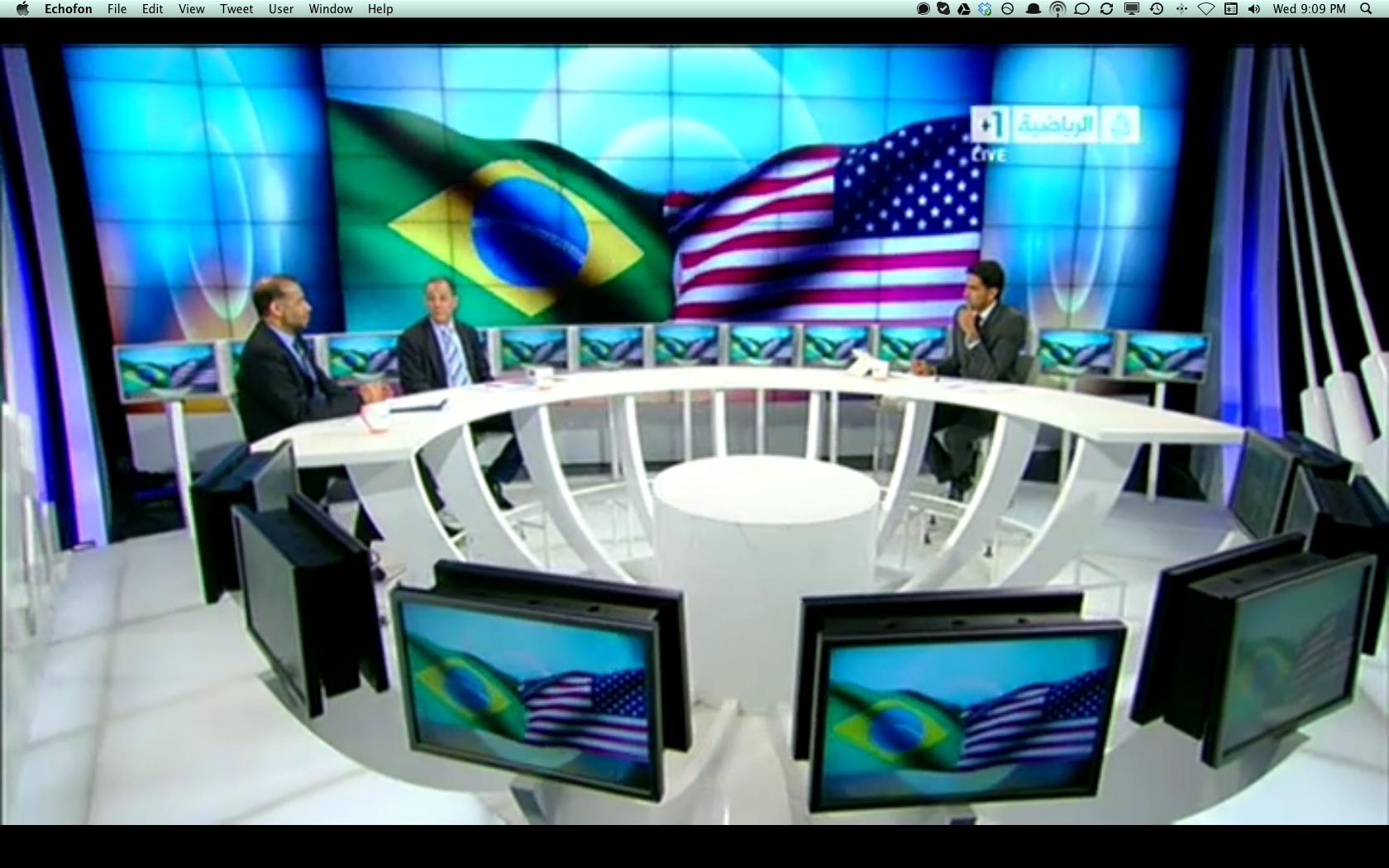 USA v. Brazil