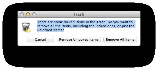 Copy Apple Error Message