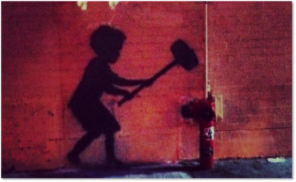 Banksy UWS