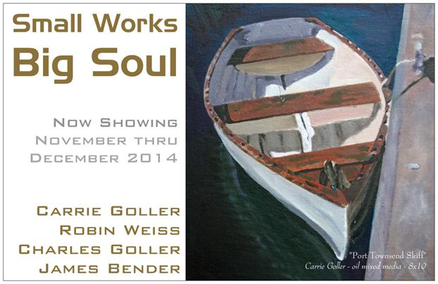 Winter Event @ Carrie Goller Gallery