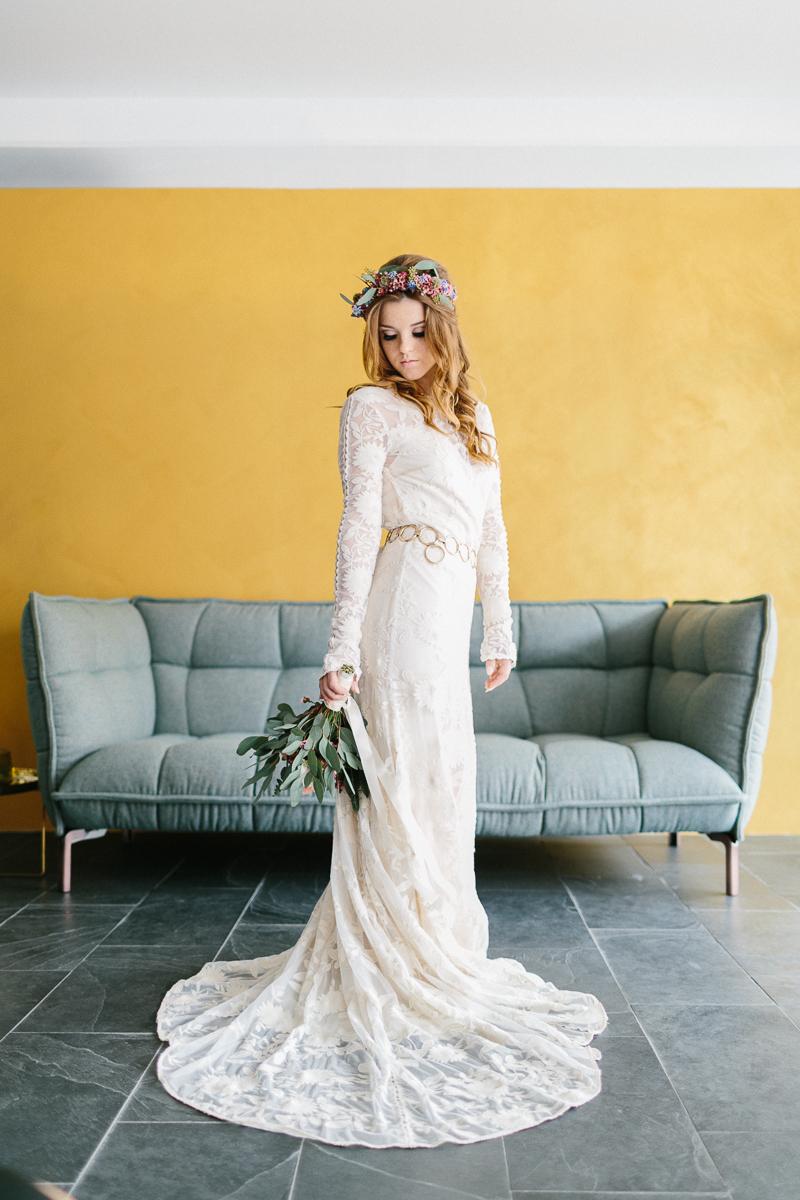 Seventies Bride — Susanne Wysocki Fotografie
