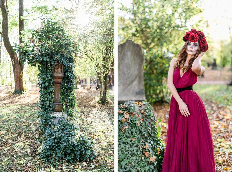 Dia de los muertos - Fotoshooting mit der Fotografin Susanne Wysocki