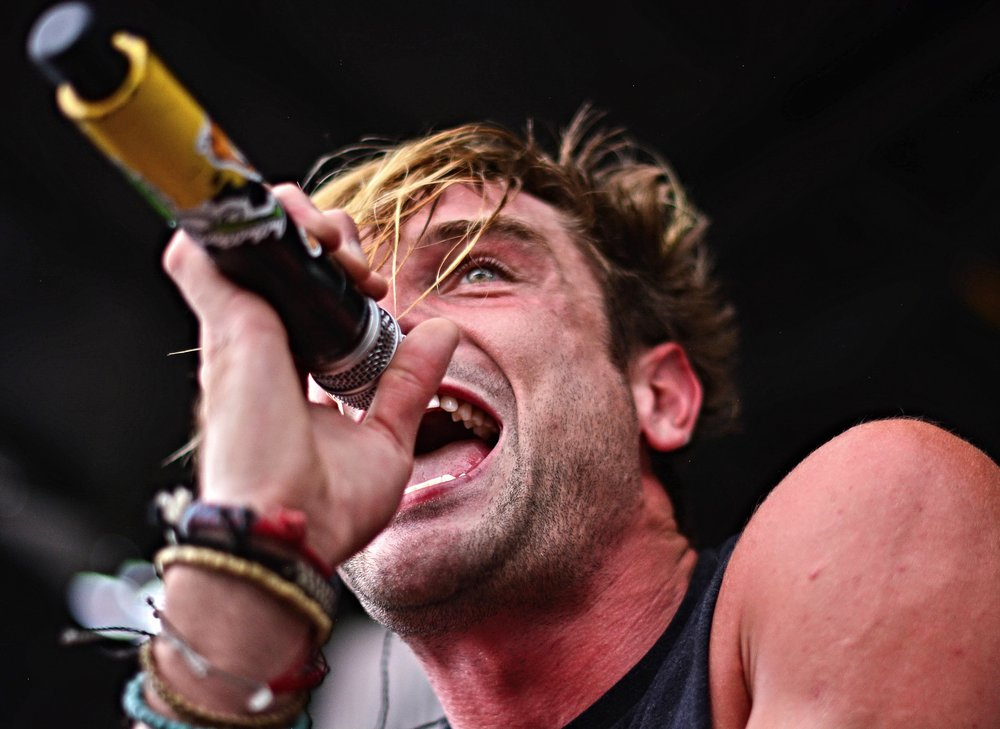 2015 Warped Tour (CIWWAF) - Shot for Vents Magazine