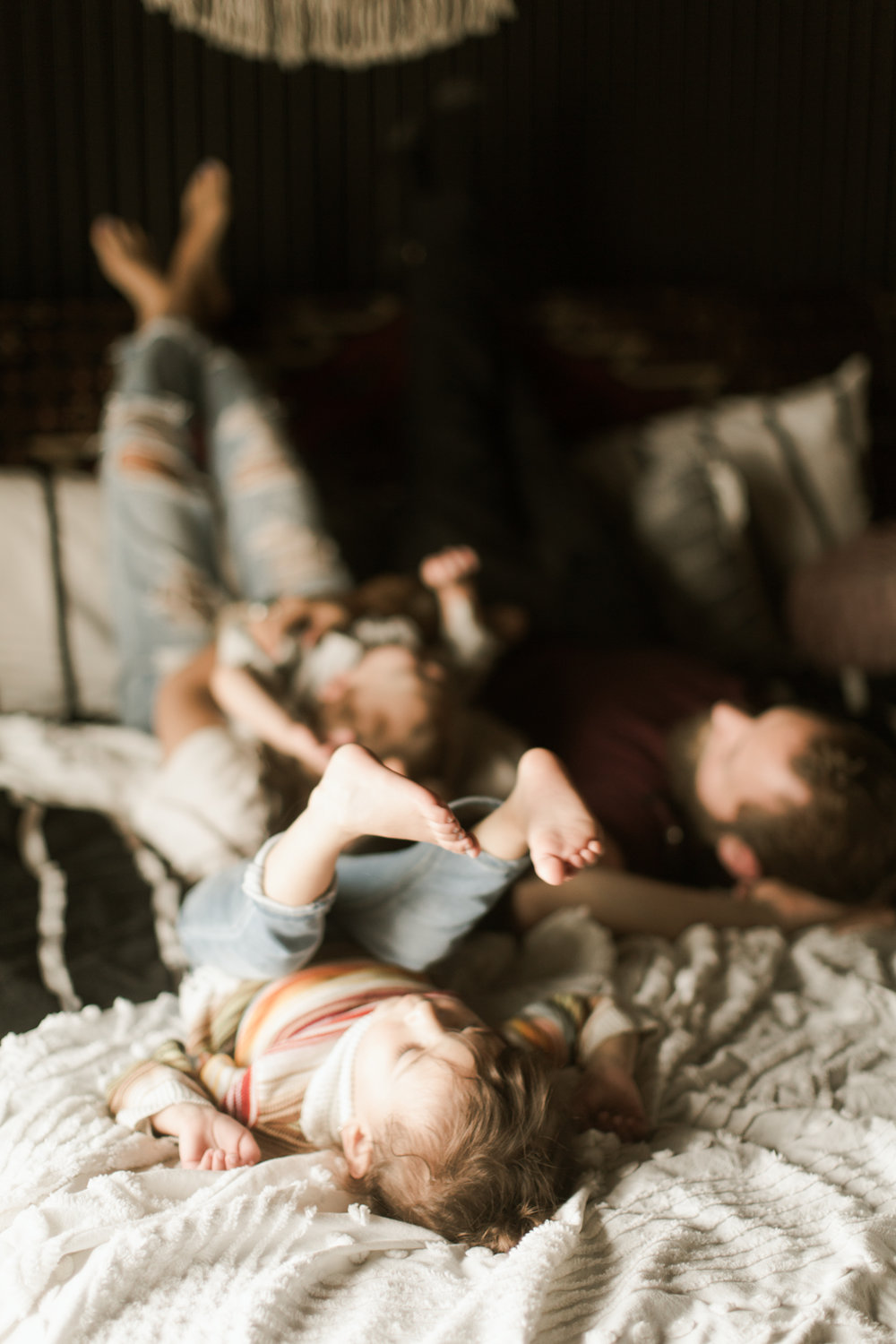 In Home Colorado Springs Family and Couple Session