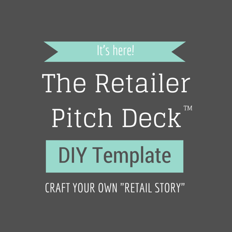 Pitch Deck Template | Retailer Pitch Deck Template Select Your Template Retail Path