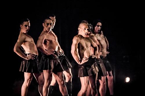 Image credit:K Road Strip, Okareka Dance Company
