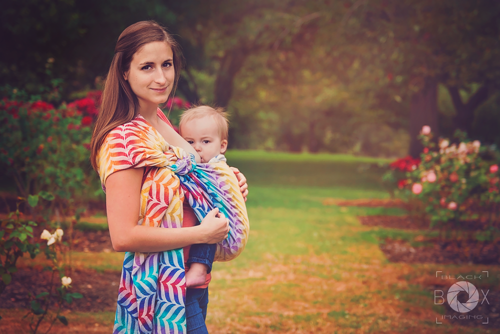 Tula Ring Sling Review photo by  Black Box Imaging