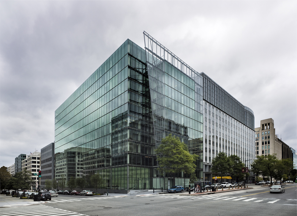 Northstar commercial partners a commercial real estate for Office building architecture