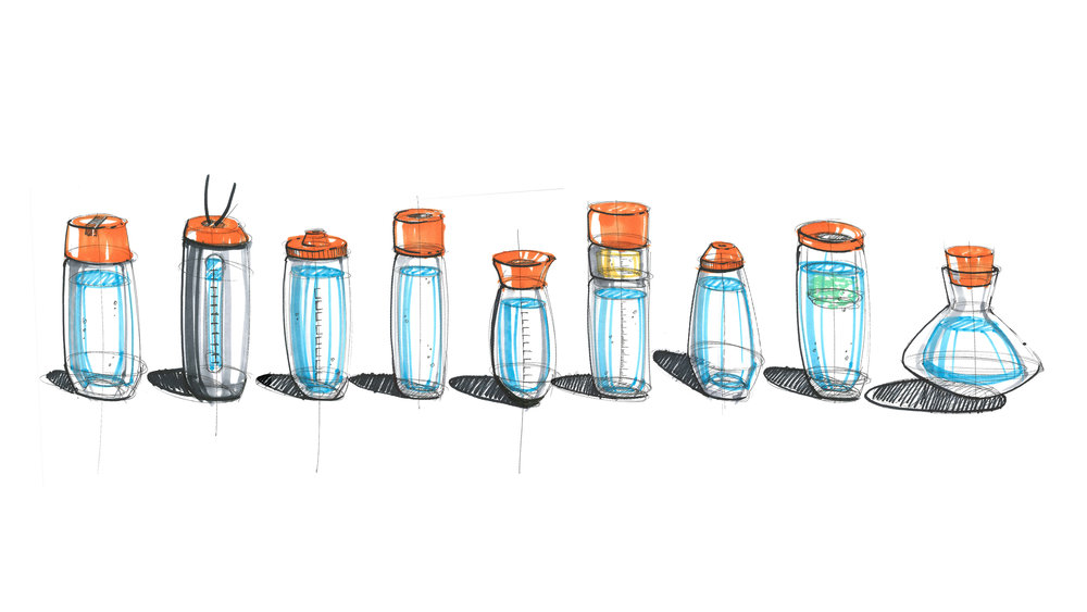 Bottle Ideation     (65 minutes)