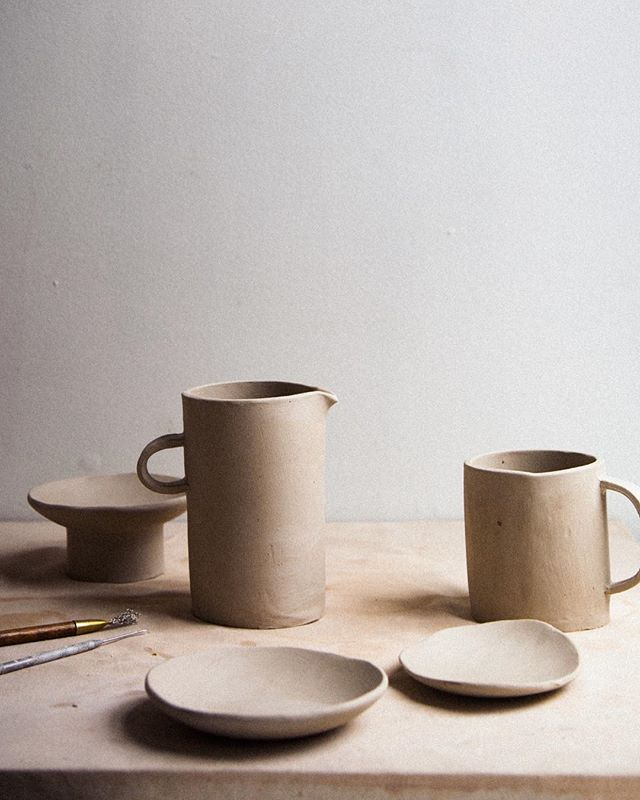 New offerings: ceramic workshops! - We're getting ready to launch our workshop calendar, sign up for our newsletter on the website for more information and special offers!