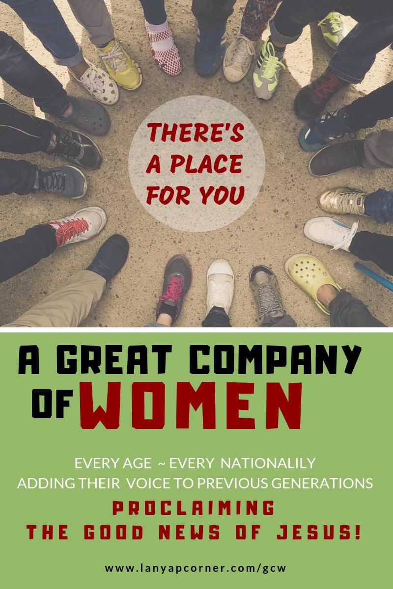 A Great Company of Womem