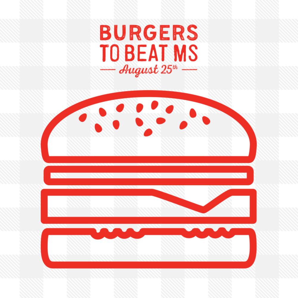 Burger To Beat MS