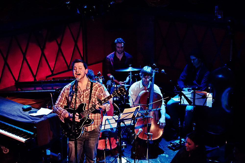 Rockwood Music Hall, NYC