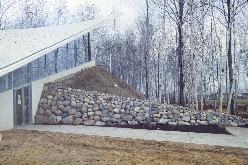Exterior Spring 1964