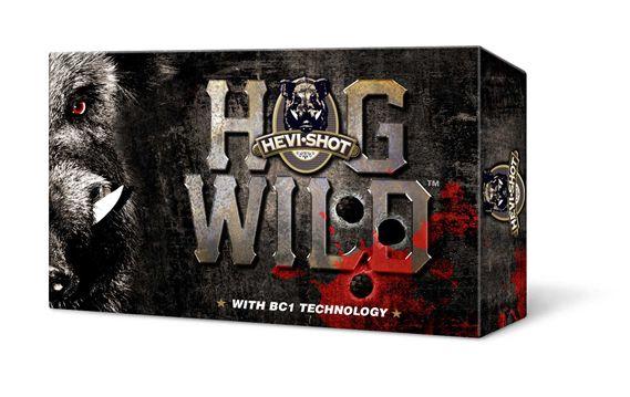 HeviShots HogWild Shotgun shells