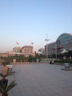 Select City Walk mall in Saket, Delhi