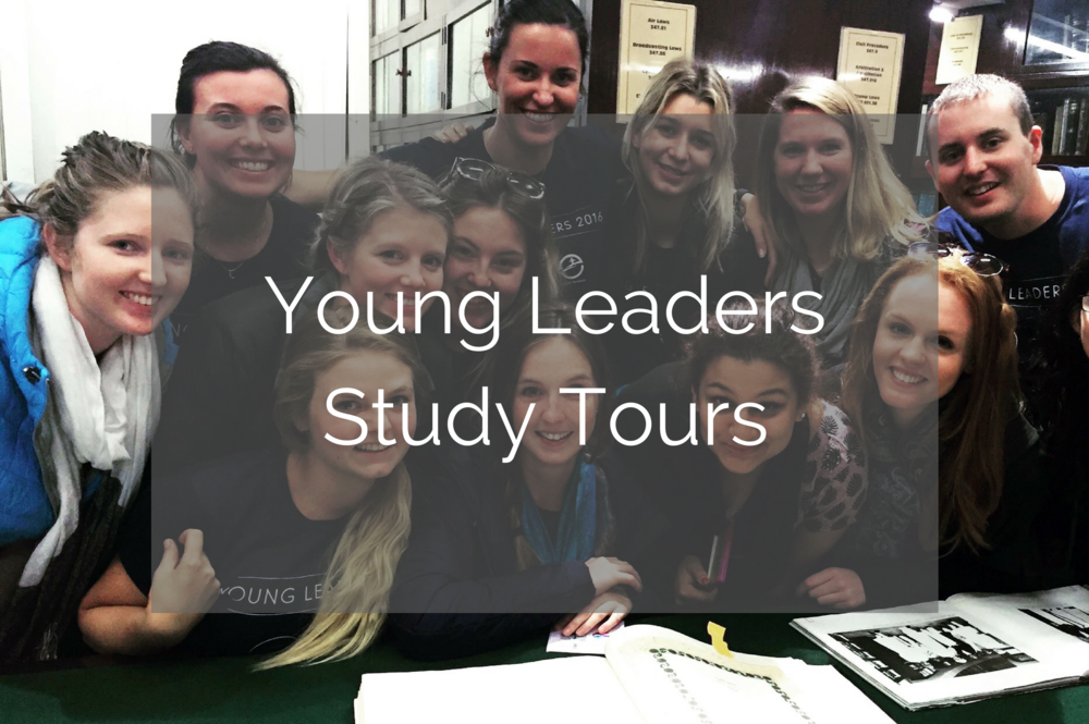 Young Leaders - Jan & Feb 2018