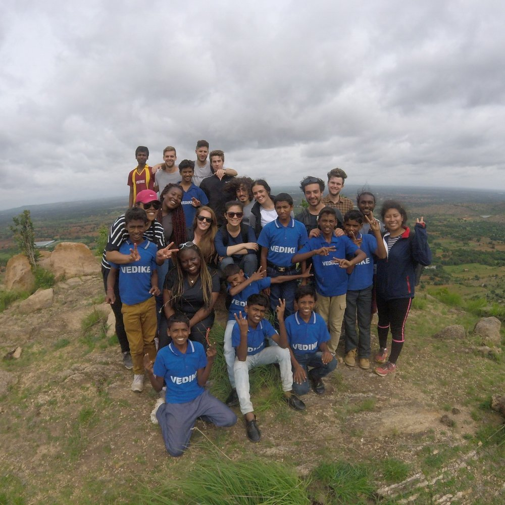 Young Leaders Study Tour - Build leadership skills in India