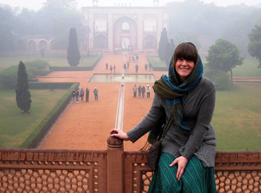 Siobhan in Delhi 2010.jpg