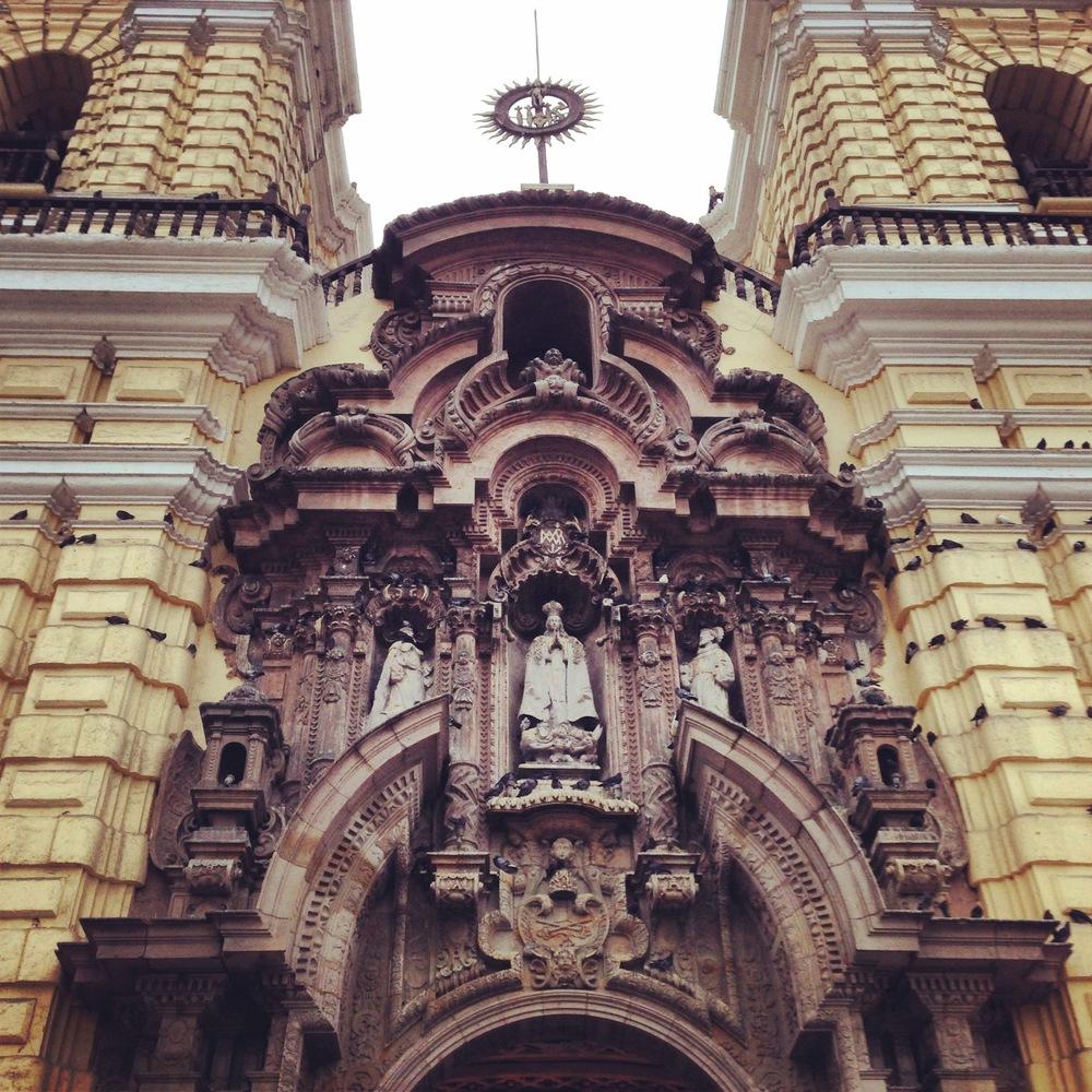 Iglesia San Iglesia, Lima