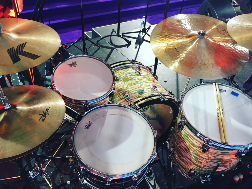 Ludwig kit @ Sydney Opera House - Easter 2017