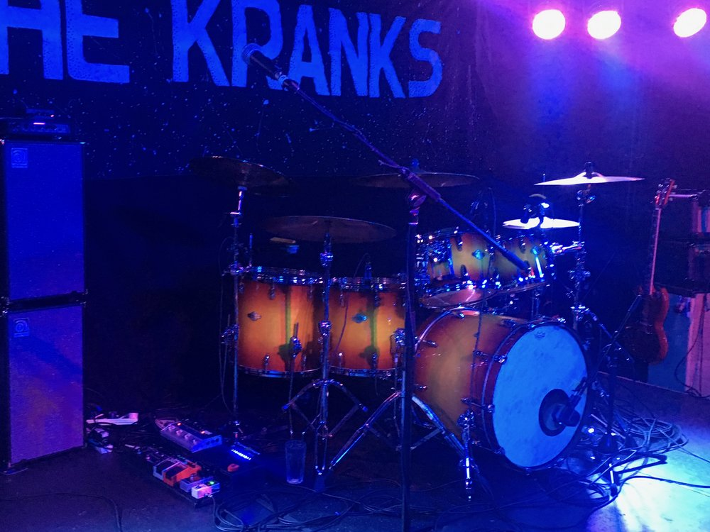 The Kranks setup