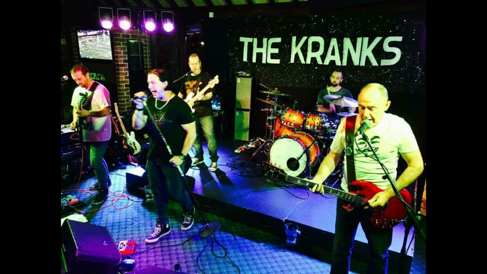 The Kranks @ Avoca Hotel 2017