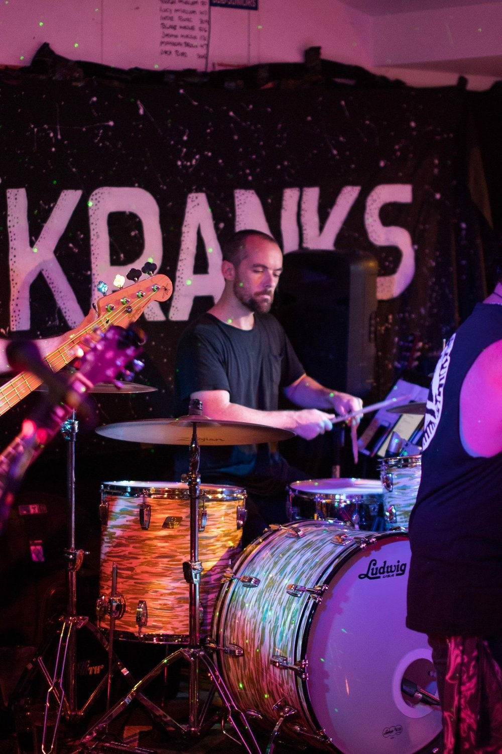 The Kranks @ Bateau Bay Hotel 2017