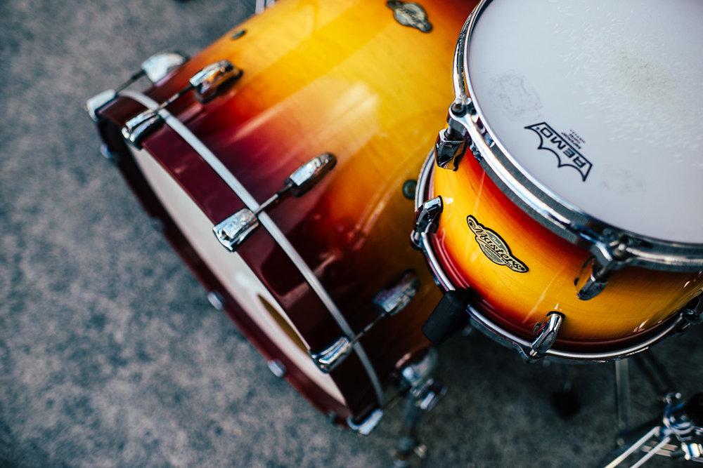 Pearl Masters kit