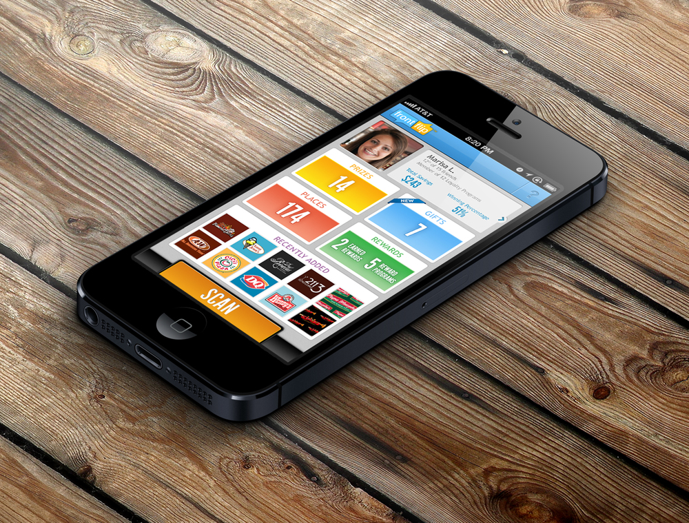 FRONT FLIP MOBILE APP    A startup gets an award-winning mobile app that users flock to.