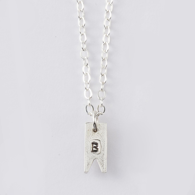 Mini Ribbon Necklace