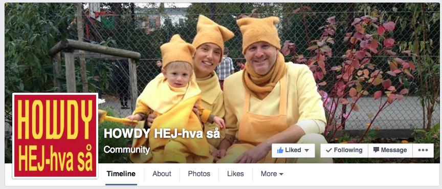 facebook Howdy founding