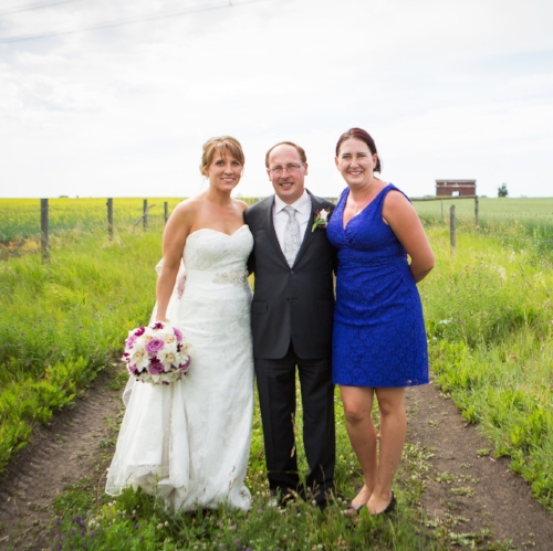 Murray & Nicole Stelter with Nicolle Wilhauk