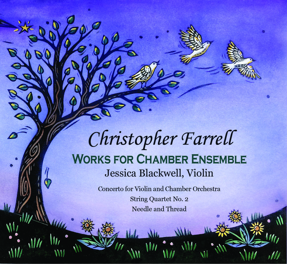 Chris Farrell Works for Chamber Ensemble