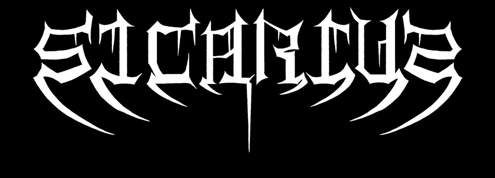 Logo for the death/thrash metal band Sicarius.