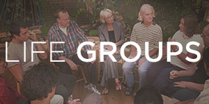 Some of the most meaningful relationships are built in small groups of people.  We encourage you to get plugged into one of our life groups. This is a great place to grow in your pursuit and understanding of God.  Click here to find out more information about life groups.
