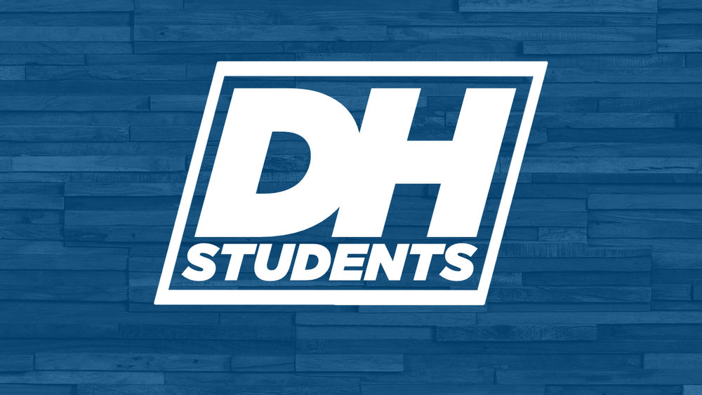 If you are a young person in the 6th through 12th grade looking for a place to connect with people just like you, then you need to be a part of DH STUDENTS.  Wednesday night from 6:30 to 8:30.  Click here to find out more about DH students.