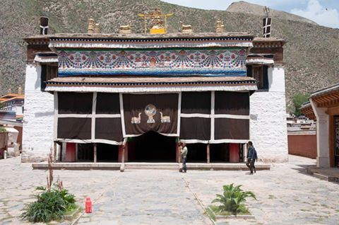 The Medical College at Labrang TashiKyi Monastery_3.jpg