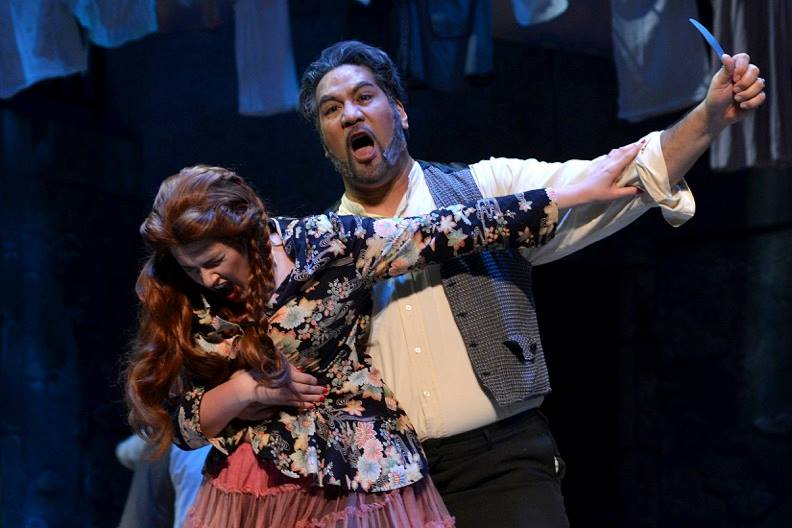 Photo Credit: Rob Merritt/Cedar RapidsOpera Theatre with tenor Ta'u Pupu'a