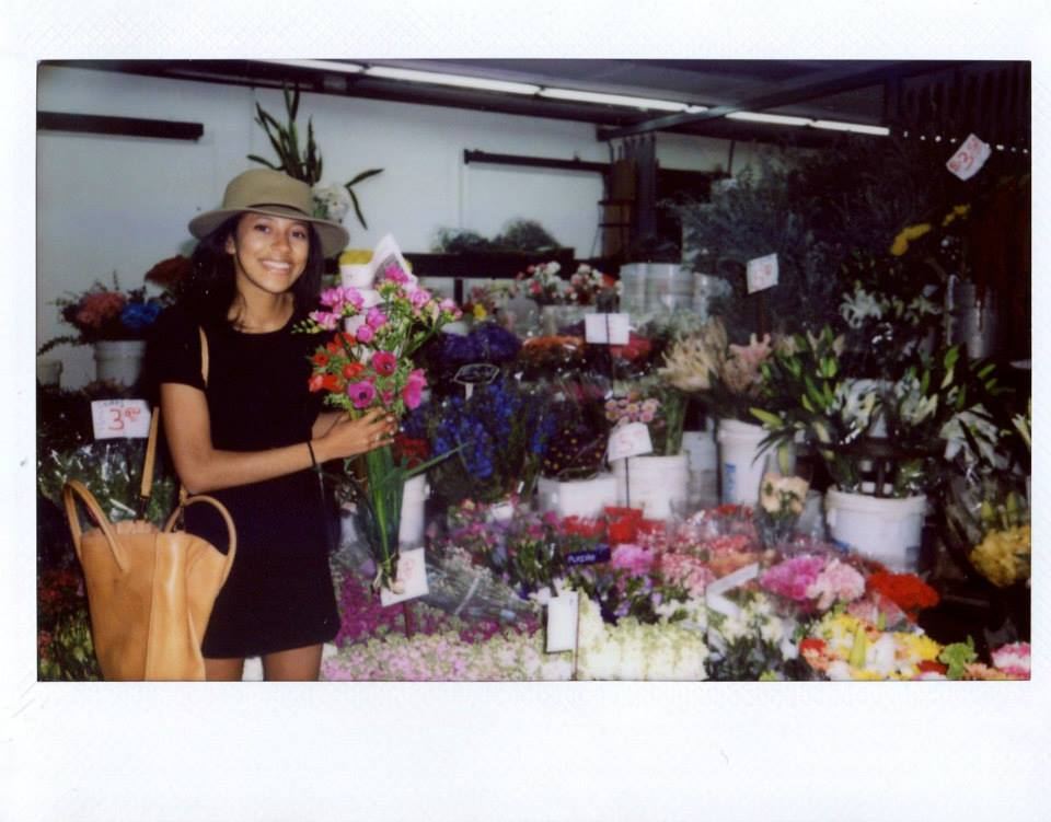 All my flowers in one picture! This ones taken with my FujiFilm Instax
