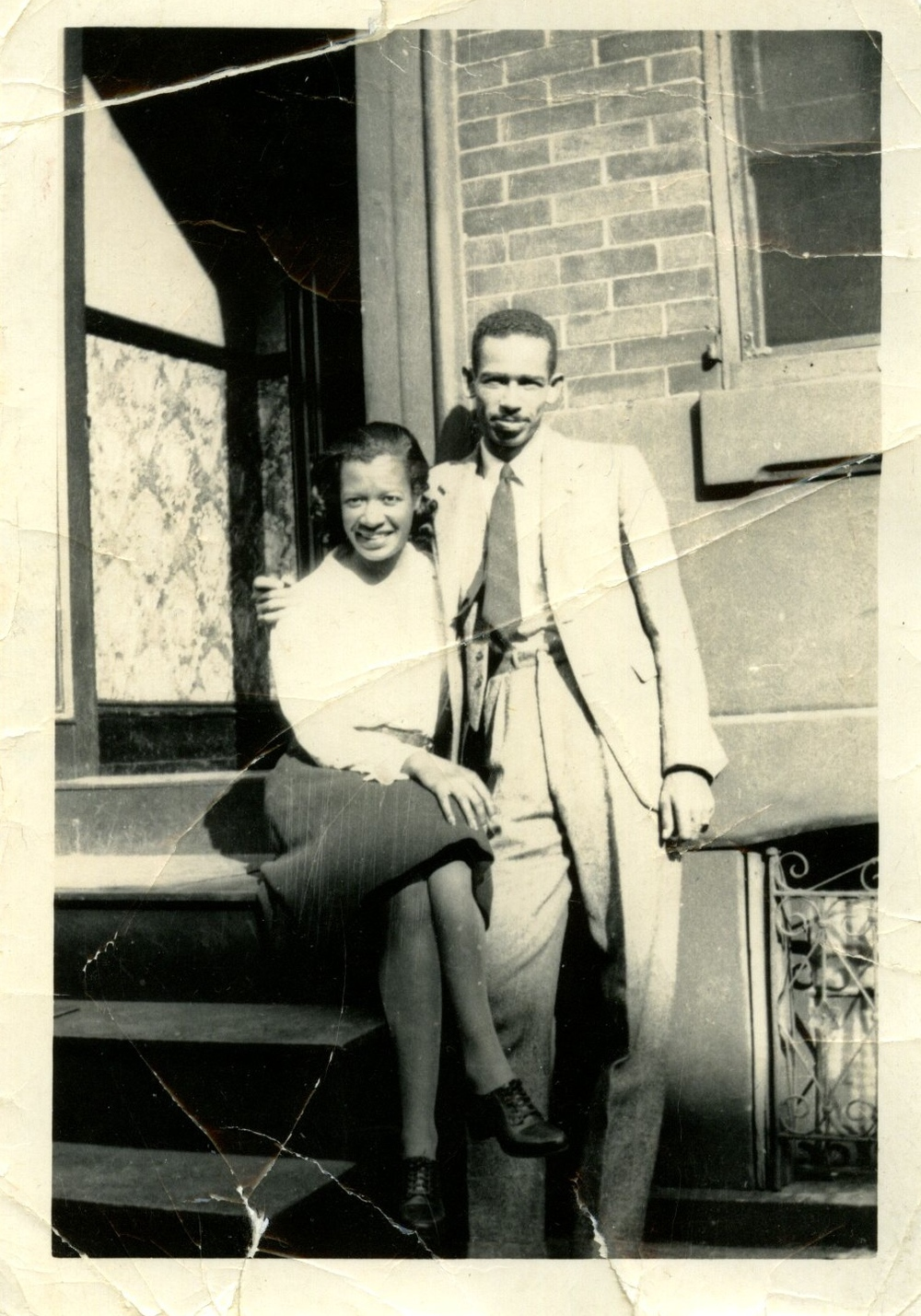 Grandpappy and gmaa *1958