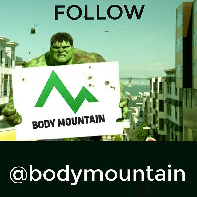 Go #FOLLOW @bodymountain. 💪✌ #Hulk #smash #itsaSign #BodyMountain #personaltrainer #Dallas #fitness #GetFit #fitlife #gymlife #fitfam #sign #NewYear #bodybuilding #npc #ifbb #focus #physique #gym #crossfit #powerlifting #flex #rockclimbing #yoga #bjj #mma #sports #athlete #health